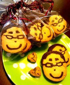 やっぱり父の日は似顔絵クッキー♪父の日手作りギフトアイデア