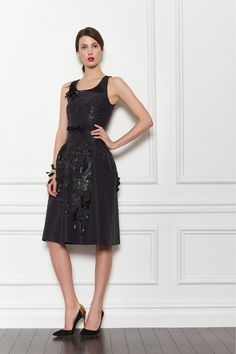 Carolina Herrera Pre-Fall 2013 Collection Slideshow on Style.com