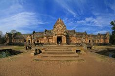 Visit Phanom Rung Historical Park, Thailand - Bucket List Dream from TripBucket