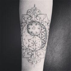 Tattoo by Manus / noumenius ink