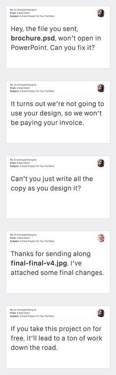 20 Terrible Client Emails That Every Designer Dreads Graphic Design Humor, Graphic Design Branding, Funny Design, Layout Design, Web Design, Nerd Memes, Tech Humor, Marketing Quotes, Email Design
