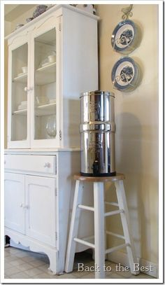I Love Our Berkey Water Filter What To Buy Cost Savings