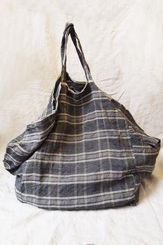 makie - ab linen bag