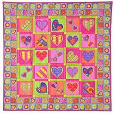 Heart Throb Quilt Pattern