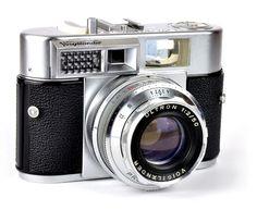 second-hand film cameras Voigtlander Vitomatic IIa