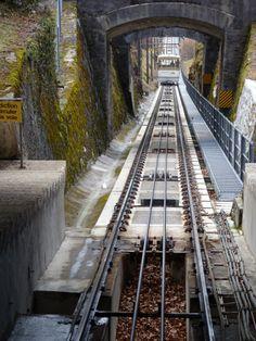 Funiculaire Vevey - Chandolin - Mont Pèlerin (VCP / Golden Pass Services) - Mont Pèlerin (VD)