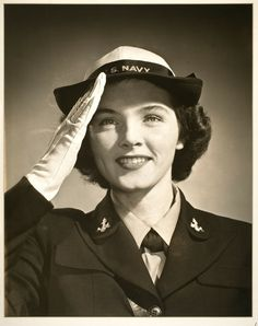 US Navy...she is one of those who paved the way for us female Sailors!