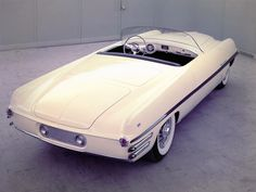 1954 Dodge Firearrow II (Ghia)