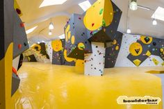 We have more than 1800 projects in 70 countries on 6 continents! Check out our completed climbing gyms. Climbing Wall Kids, Rock Climbing Gym, Climbing Holds, Indoor Climbing, Indoor Bouldering, Bouldering Wall, Diy Gifts For Kids, Diy For Kids, Sport Hall