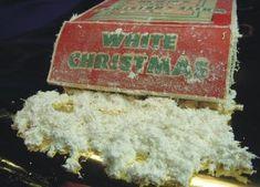Shredded Asbestos for the Christmas Tree,