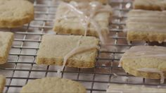 These cookies span the seasons -- make them at the height of summer when strawberries are at their peak, or enjoy them at Christmastime with their subtle pink nod to holiday baking./