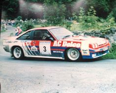 Opel manta Off Road Racing, Ol Days, Rally Car, Cars And Motorcycles, Peugeot, Race Cars, Classic Cars, Group, Sport
