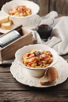 Sardinian traditional pasta malloreddus with sausage by OxanaDenezhkina  IFTTT 500px bolognese background cheese cooked cuisine delicious dinner dish food gnocchi gourmet