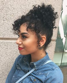 3B Curly Hairstyles 3A And 3B Hair Type  Google Search  My Look Journey Inspiration