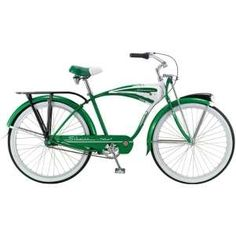 I've always wanted the vintage schwinn remake...it totally reminds me of the red one Pee Wee used to ride.