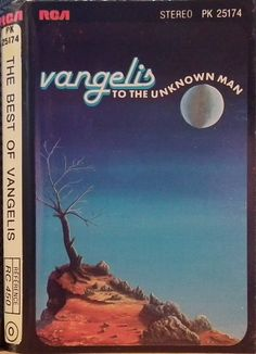 Vangelis - The Best Of Vangelis / To The Unknown Man (Cassette)