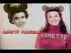 Annette Funicello - Annette Ballet - YouTube