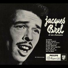 Jacques Brel Grand Jacques (Vol1) Album Cover