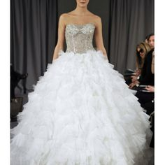 Stunning! Ball gown by Ines Di Santo.