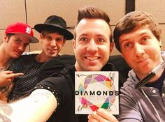 PowerFM Interview With Dan Biro Of Hawk Nelson