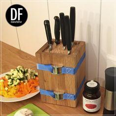 Alles was du für deine Küche brauchst! Entdecke einzigartiges Küchenzubehör im Industrial Design auf www.dfmanufaktur.de #holzdesign #dfmanufaktur #interior #Küche