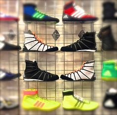 feed1d4ad126 Adidas Adizero Boxing Boots!! Like what you see  Check them out online