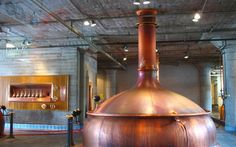 Open Factory Tours: Anchor Brewing Company