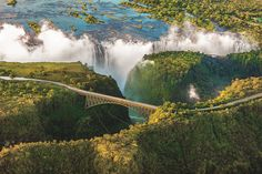 """AmaWaterways' brand-new """"Rivers and Rails of Africa"""" itinerary for 2014 is set to explore the best of southern Africa. The trip combines a 3-night stay in Cape Town, a four-night Chobe River sailing aboard the Zambezi Queen, and a 2-night stay surrounded by the majesty of Victoria Falls. The adventure culminates with a 2-night, 1,000-mile rail journey aboard the upscale Rovos Rail vintage train through Botswana, before winding back down in South Africa. 14-night packages from $11,495/person."""