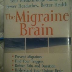 "Best book I have ever read on the subject - and I'm only on Chapter Two! Buy this for yourself, your family, your friends - anyone who suffers from chronic ""headaches"". The information could revolutionize life! I am even ordering a copy for my doctor!! #migraine"