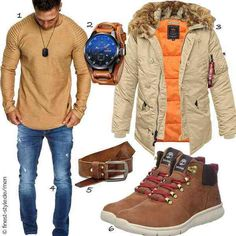 Neue Outfits, Online Shops, Medium Brown, Partner, Men, Style, Fashion, Man Outfit, Dope Outfits