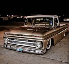 Texas gold - we just love this chevy truck
