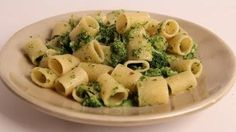 Pasta With Broccoli Recipe - Laura in the Kitchen - Internet Cooking Show Starring Laura Vitale