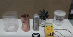 agua salgada energia eletrica