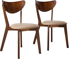 Coaster 103062 Home Furnishings Side Chair Set of 2 Chestnut >>> You can get additional details at the image link.