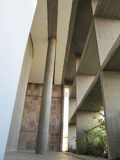 Le Corbusier, Ahmedabad