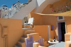 Rose's Cave in Oia