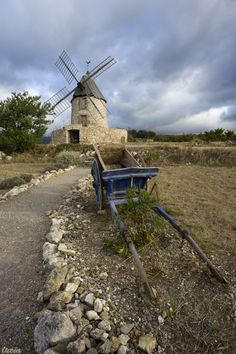 Moulin à Vent DE COUNTRY FRANCE
