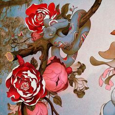 ✨✨ Excerpt from a #wip - James Jean