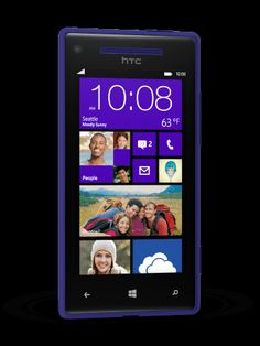 HTC Windows 8X - competition for the new iPhone...?