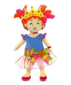 Fancy nancy.......another great find on #zulily! Fancy Nancy Cloth Doll #zulilyfinds
