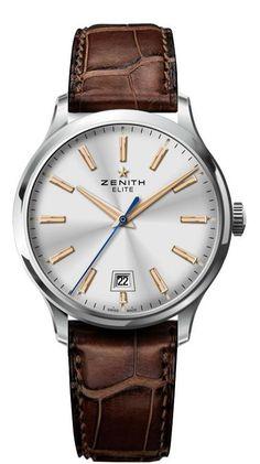 #Zenith #Watch