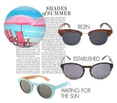 """""""Shades of Summer"""" by thenandnowshop on Polyvore"""