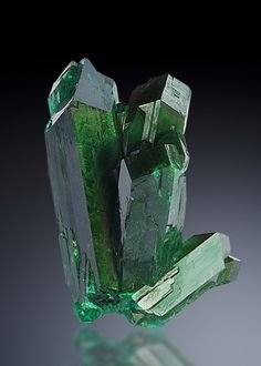 Dioptase from Namibia  by Watzl Minerals