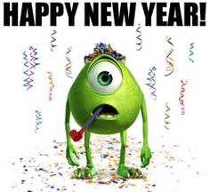 animated movies disney monstersmonsters incdisney pixardisney happy new yearhappy