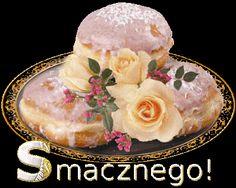 Gify , obrazki i wierszyki na kazdą okazje: Tłusty Czwartek - Zapusty Polish Breakfast, Birthday Cake, Desserts, Food, Birthday Cakes, Meal, Deserts, Essen, Hoods