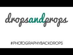 Dropsprops photography backdrops