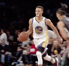New party member! Tags: warriors drop pass steph curry kevin durant nets golden state lay up mouthpiece