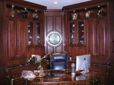 nautical gentleman's office