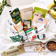 Click here to receive a BONUS Gift with your next GoodnessMe Box worth $10!
