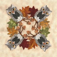 Owl Wreath, Baltimore Halloween by Pearl P. Pereira